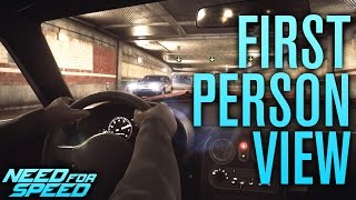 cockpit first person view mod cam hack   need for speed 2015 pc gameplay