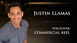 Justin Llamas - COMMERCIAL - Voice Over Demo Reel