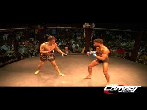 Raufeon Stots vs Rob Menigoz (UCL: Cut Throat - 9/19/2015)