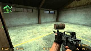 CounterStrike Source : Part 2 | Guns-a-Blazin'