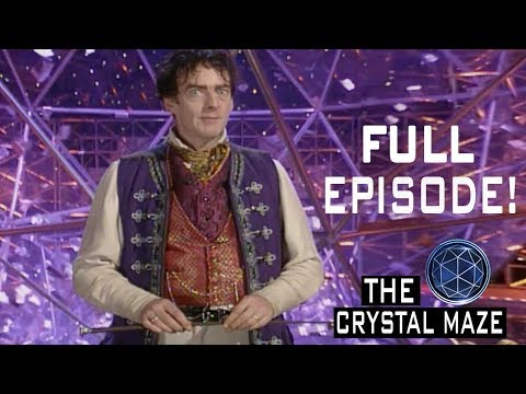 Series 6, Episode 2 - Full Episode   The Crystal Maze