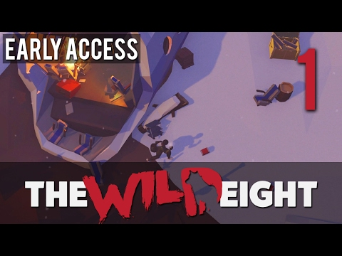 [1] Let's Play The Wild Eight (Early Access) w/ GaLm