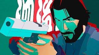 JOHN WICK HEX Gameplay Trailer (2019) PS4 / Xbox One / PC
