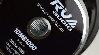 PRV Audio Brazil / 10MB1000 - 10