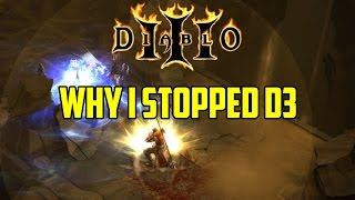 Why I Stopped Playing Diablo 3