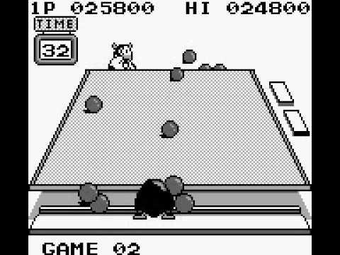 Penguin Wars - Nintendo Game Boy