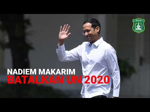 Pemerintah Batalkan UN 2020 Demi Keamanan Dan Kesehatan