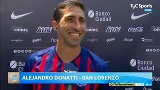 Alejandro Donatti: