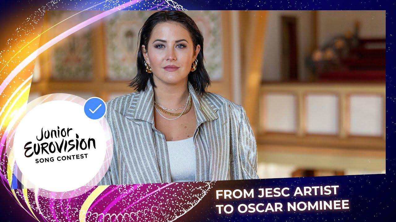 Dreams come true. Molly Sandén, from Junior Eurovision artist to Oscar nominee