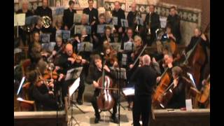Graham Walker plays Elgar Cello Concerto, 4th movt: Allegro Moderato