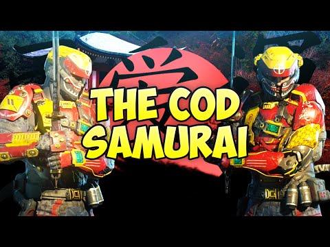 Call of Duty Samurai - The BO3 Katana - New Melee Weapon