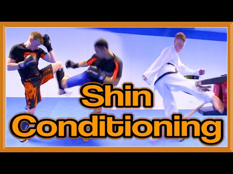 Conditioning Shins for MMA/Martial Arts | GNT Tutorial