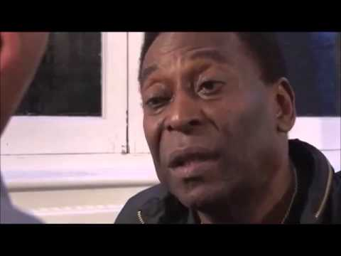 """Pelé In 2011: """"Messi Is Without Doubt The Best In The World Right Now"""""""