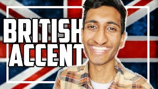 How to Speak: BRITISH Accent