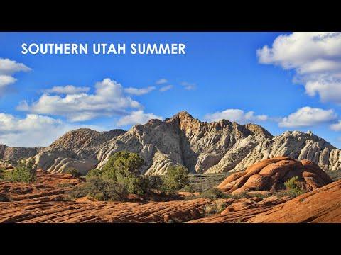Southern Utah Summer Pt. 1  - Saint George + Snow Canyon