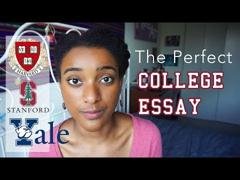 The Secret to a Stellar College Application Essay - Harvard Grad Tips | Ahsante the Artist