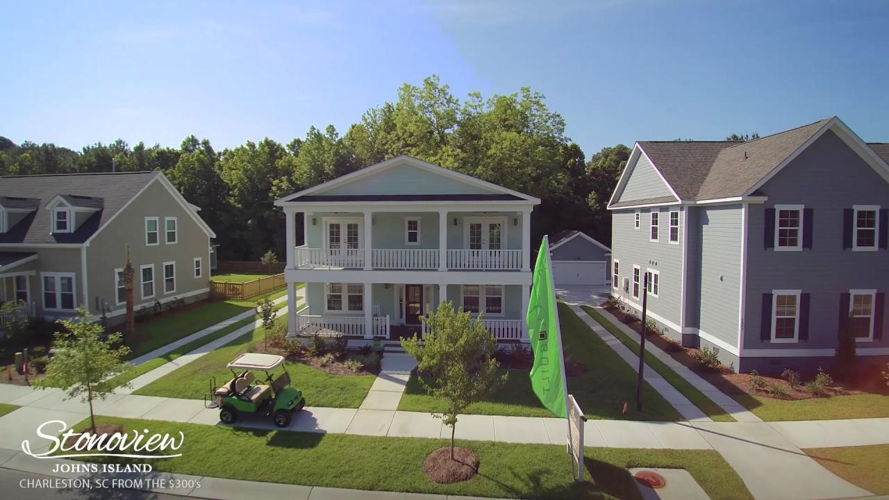 Stonoview Johns Island   New Homes In Charleston, SC