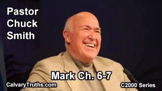41 Mark 6-7 - Pastor Chuck Smith - C2000 Series