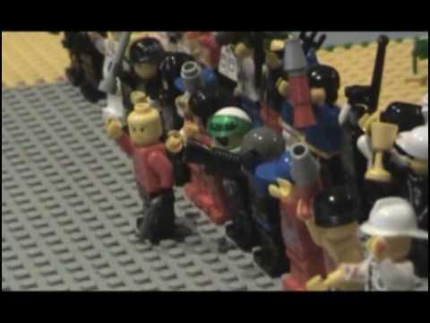 Horror In Lego City: Part III