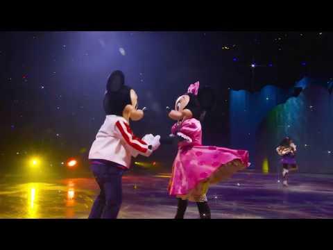 Disney On Ice Presents Dare To Dream | Newcastle Entertainment Centre