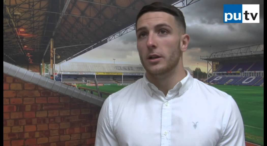 Conor Washington Conor Washington Signs For Peterborough United YouTube