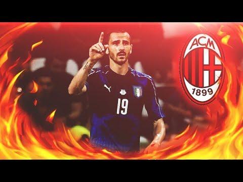 Leonardo Bonucci - Best Skills/Goals/Defending | AC MILAN 2017 HD