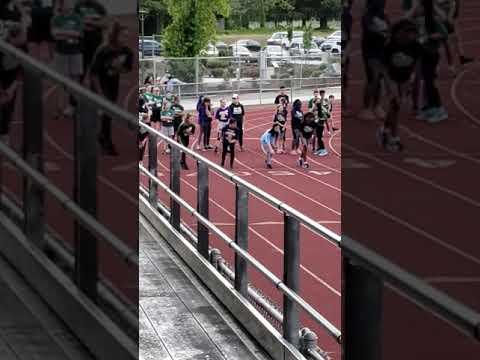 100 meter 6/5/19 Salish Middle School