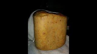 Хлеб луковый в хлебопечке