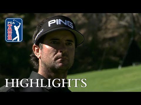 Bubba Watson extended highlights | Round 2 | Genesis Open