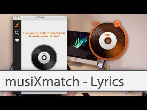 musiXmatch - Lyrics zu iTunes Songs hinzufügen