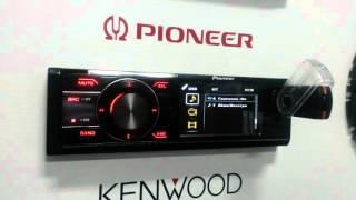 """Автомагнитола Pioneer MVH-570AV Автомагазин """"555"""""""