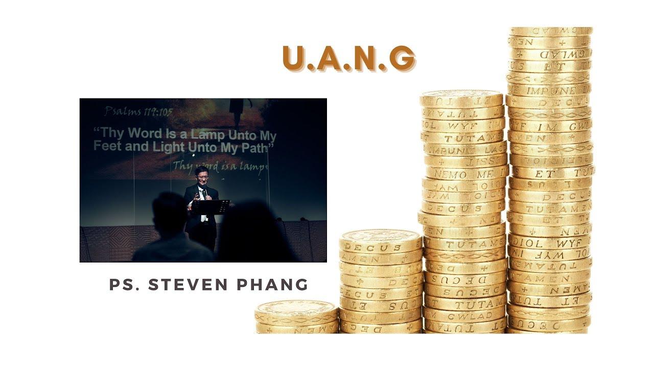 12 September ~ U A N G ~ Ps  Steven Phang