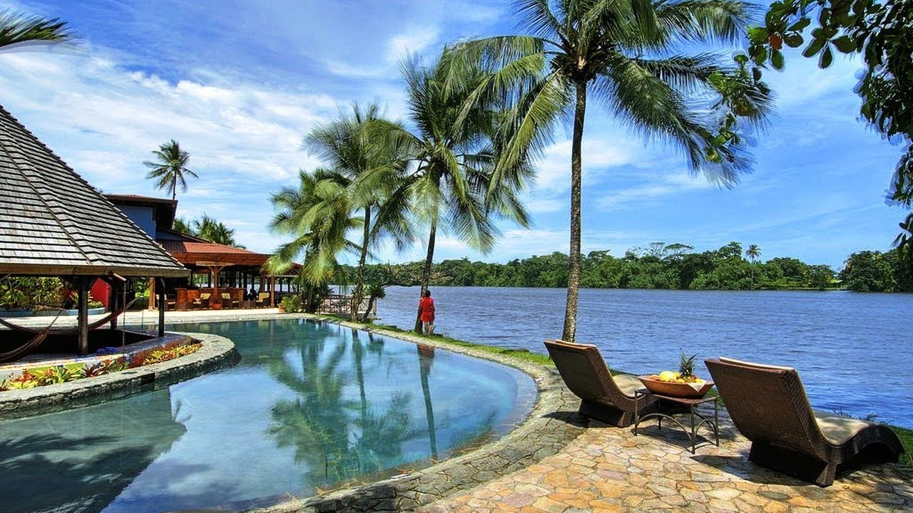 Top10 Recommended Hotels In Tortuguero Limon Costa Rica