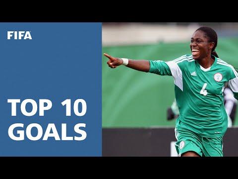 Top 10 Goals: FIFA U-20 Women's World Cup Canada 2014