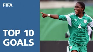 Top 10 Goals: FIFA U-20 Women's World Cup Canada 2014