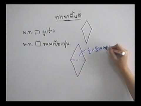 วีซีดีคณิตศาสตร์ ติว ป.6 - เข้า ม.1
