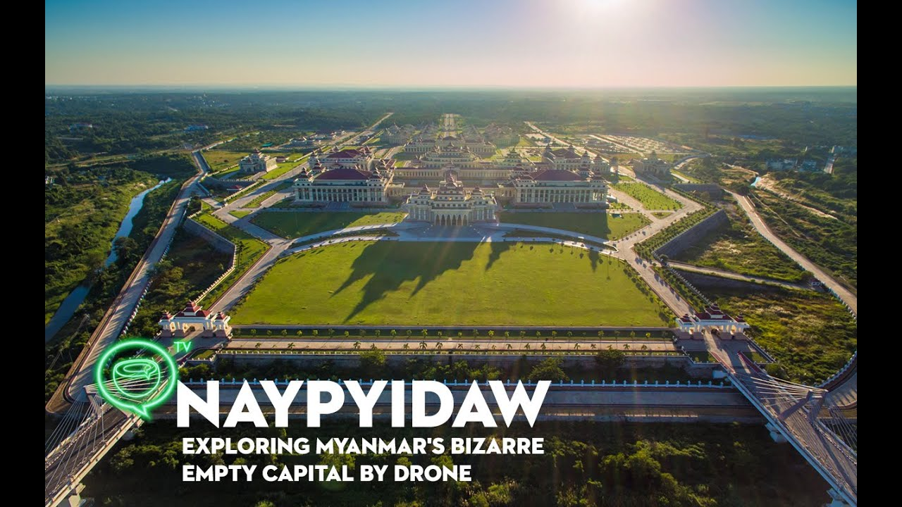 naypyidaw city