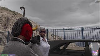 Leanbois Kidnap Nora Dupres & Blow Her UP