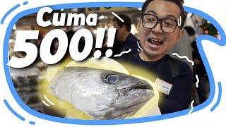 Menang Lelang Ikan di Jepang!! Wkwkwkwk Japan Vlog #2 2019