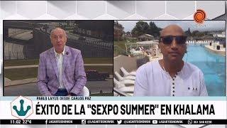 El novio de Flavio Mendoza quiere llegar al Bailando 2020