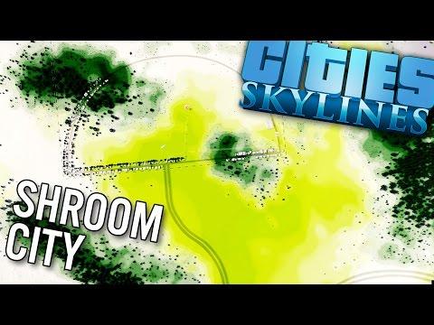 Mushroom City [Let's Play Cities: Skylines #1] 1440p