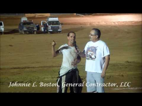 Fast Freddie Carpenter Interview, Tyler County Speedway