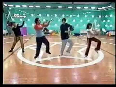 Star Academy 4 Répétition  laissez moi danser  P3 Quotidienne