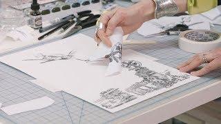 How to make Xerox transfer art | IN THE STUDIO