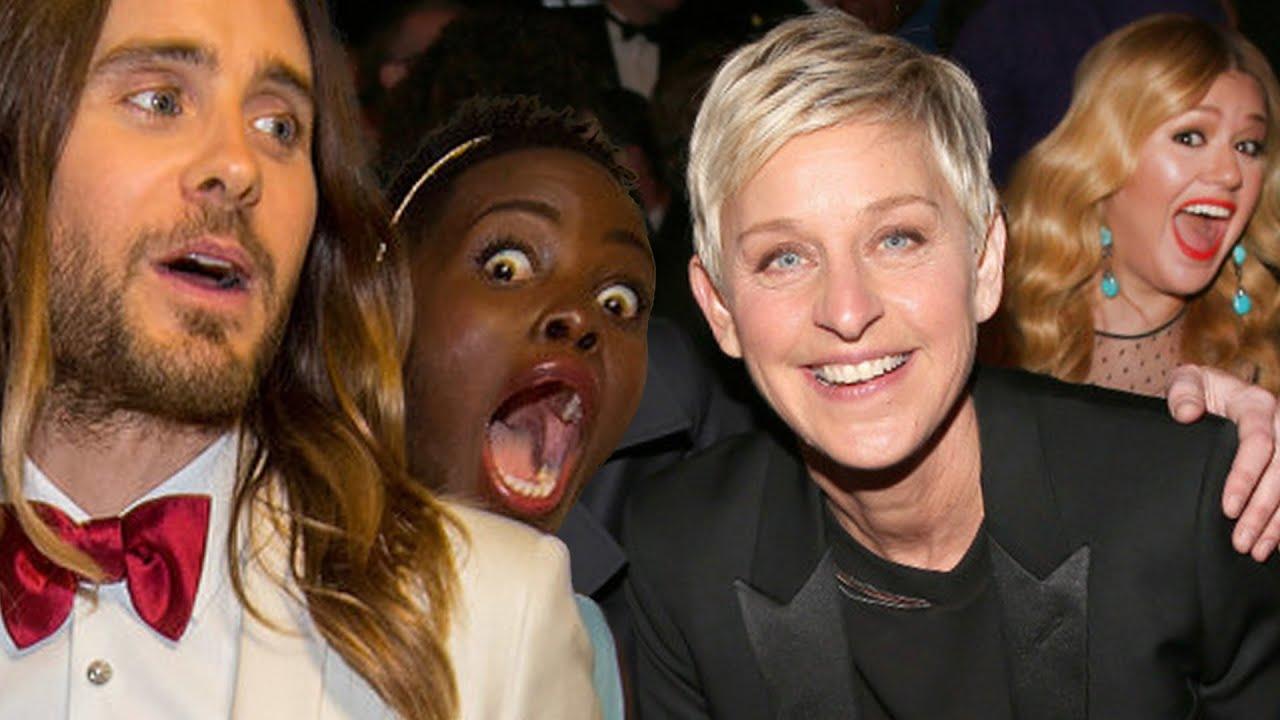 20 Hilarious Celebrity Photobombs. Jennifer Lawrence Wins ...