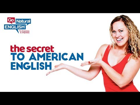 The Secret to Improve American English Pronunciation