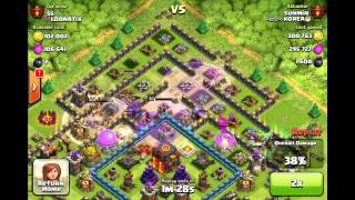 Clash of Clans | 100% loss to new heroes(when abilities were added)