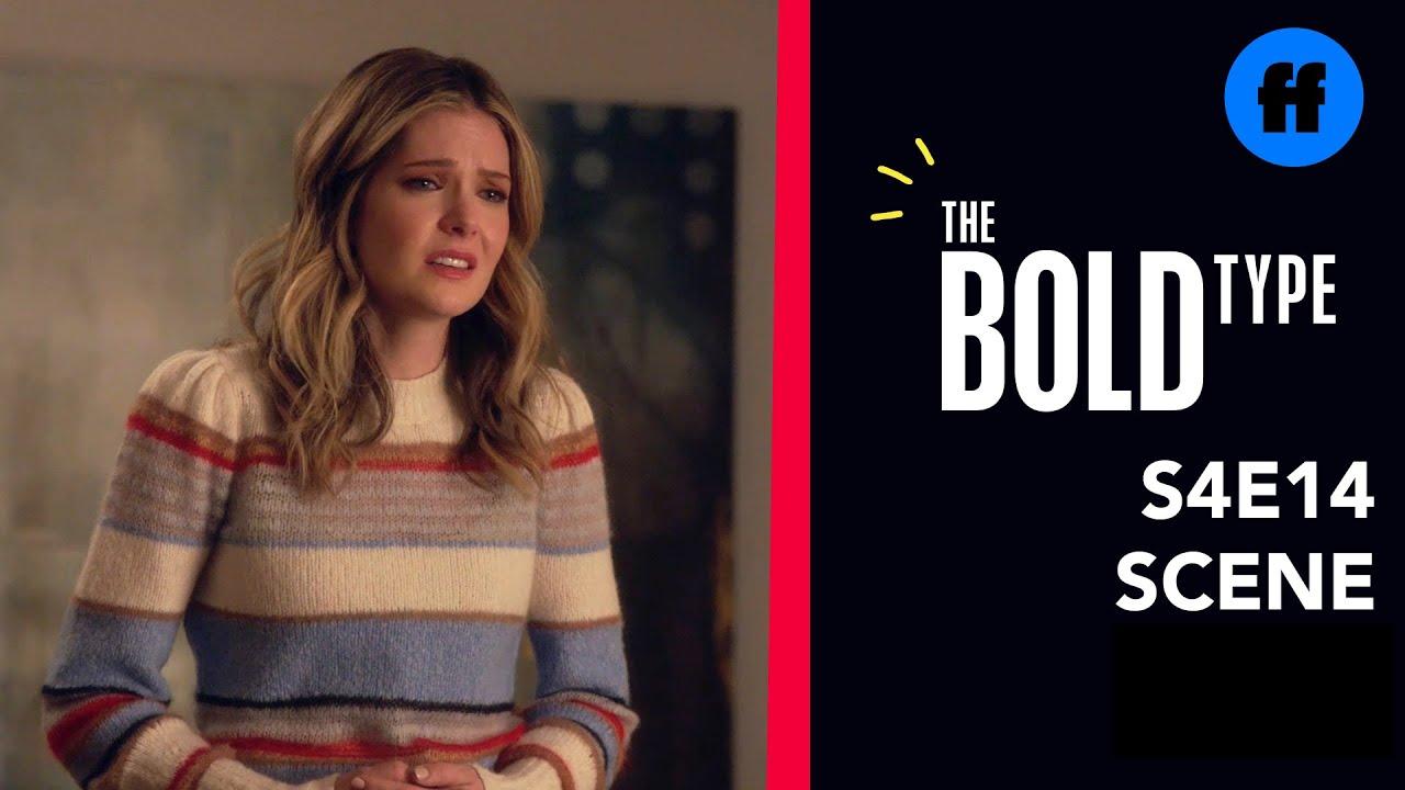 Download The Bold Type Season 4, Episode 14 | Sutton Comes Clean To Richard | Freeform