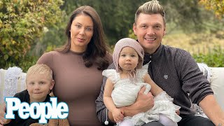 Surprise! nick carter and his wife lauren are expecting baby no. 3!in this week's issue of people, the backstreet boys band member actress get candid...