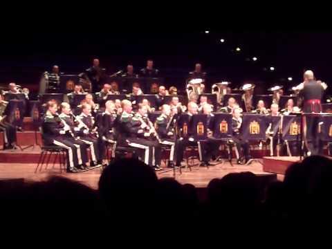 HMKG 2013 - Festkonsert H M Kongens Garde - 27. januar 2013